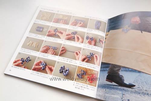 MIDORI Origami 父親節玩色紙手作立體領結摺紙 (5)