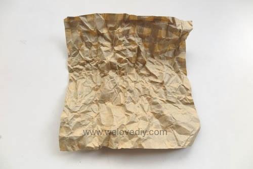 MIDORI Origami 父親節玩色紙手作立體領結摺紙 (8)