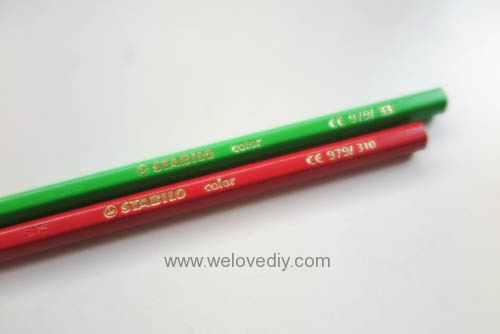 STABILO 德國天鵝牌 Color系列 六角形色鉛筆 膠盒組 24色 開箱介紹 (4)