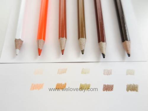 STABILO 德國天鵝牌 Color系列 六角形色鉛筆 膠盒組 24色 開箱介紹 (7)