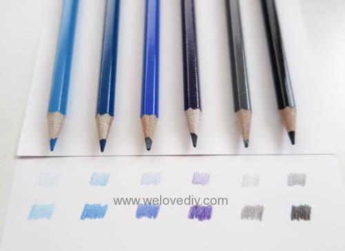 STABILO 德國天鵝牌 Color系列 六角形色鉛筆 膠盒組 24色 開箱介紹 (8)