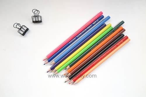 DAISO 大創水溶性彩色鉛筆開學季