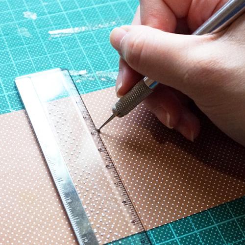 DIY 父親節茶壺造型手作卡片4