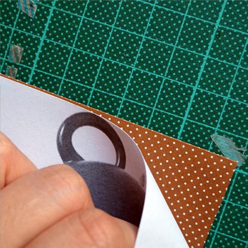 DIY 父親節茶壺造型手作卡片6